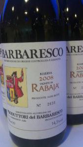 Produttori del Barbaresco Rabaja Riserva 2008