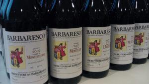 Produttroi del Barbaresco 2007 Riservas