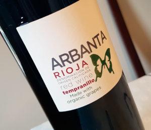 Biurko Gorri Arbanta Rioja