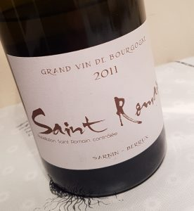 Sarnin-Berrux Saint Romain 2011
